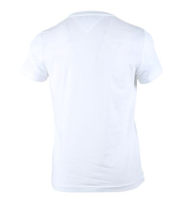 Detail Tommy Hilfiger Stretch T-shirt Wit