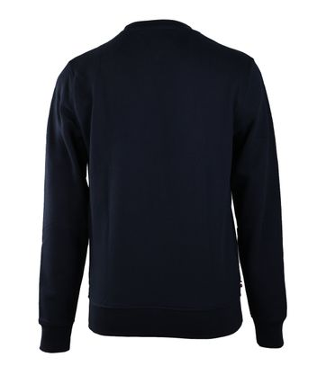 Detail Tommy Hilfiger Sweater Donkerblauw