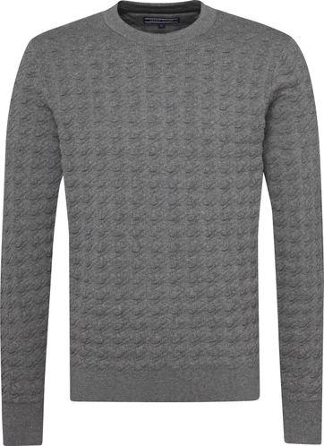 Tommy Hilfiger Sweater Hound Grey