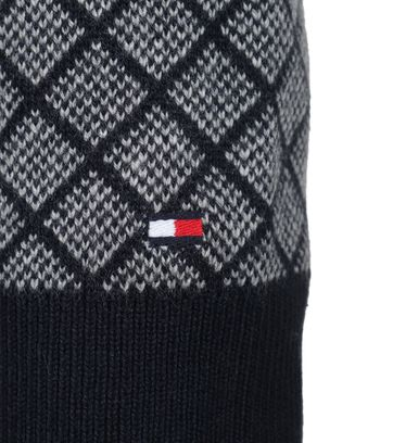 Detail Tommy Hilfiger Sweater Jacquard