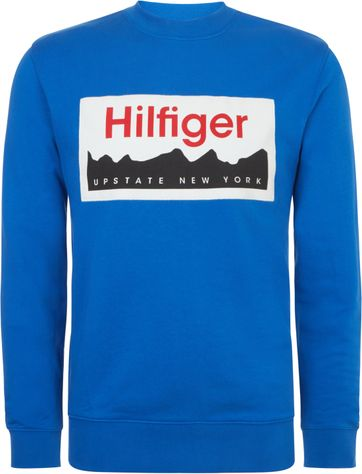 Tommy Hilfiger Sweater Kobalt
