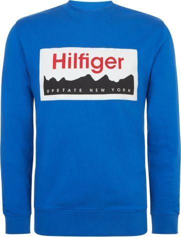 Tommy Hilfiger Sweater Kobalt