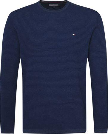 Tommy Hilfiger Sweater Melange Navy