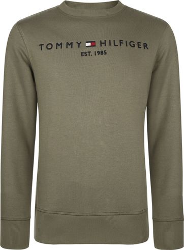 Tommy Hilfiger Sweater Olive