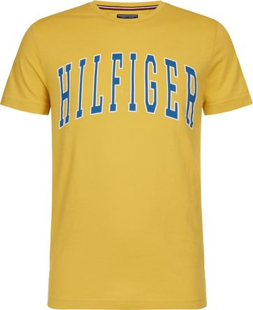 Tommy Hilfiger T-shirt College Gelb