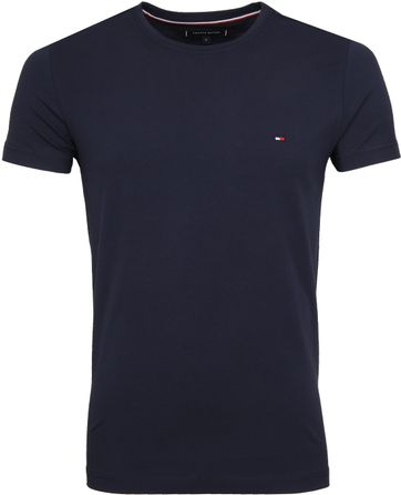 Tommy Hilfiger T-shirt Dark Blue