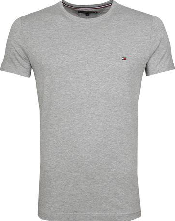 Tommy Hilfiger T-shirt Hellgrau
