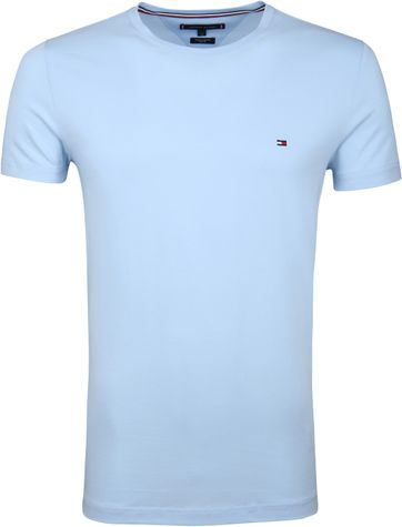 Tommy Hilfiger T-shirt Lightblue