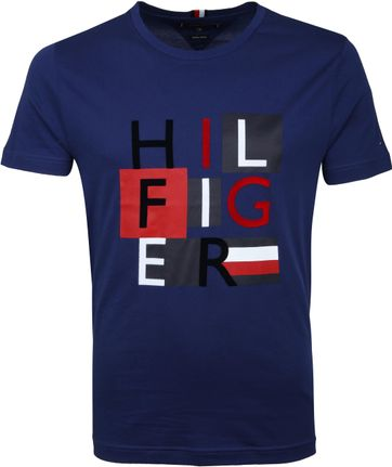 Tommy Hilfiger T-shirt Logo Hellblau