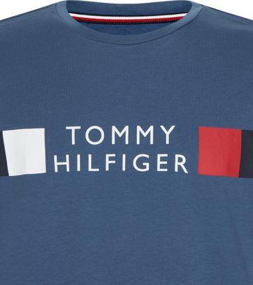 Tommy Hilfiger T-Shirt Logo Indigo