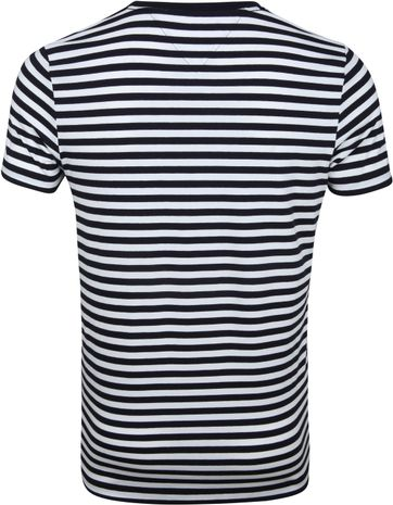 Tommy Hilfiger T shirt Streep Navy MW0MW10800 0A6 online