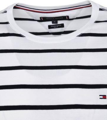 Tommy Hilfiger T-shirt Stripes White