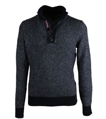 Tommy Hilfiger Trui Tylor Donkerblauw