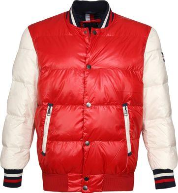 Tommy Hilfiger Varsity Bomber Jacket