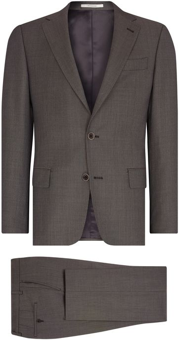 Van Gils Ellis Blazer Split Brown