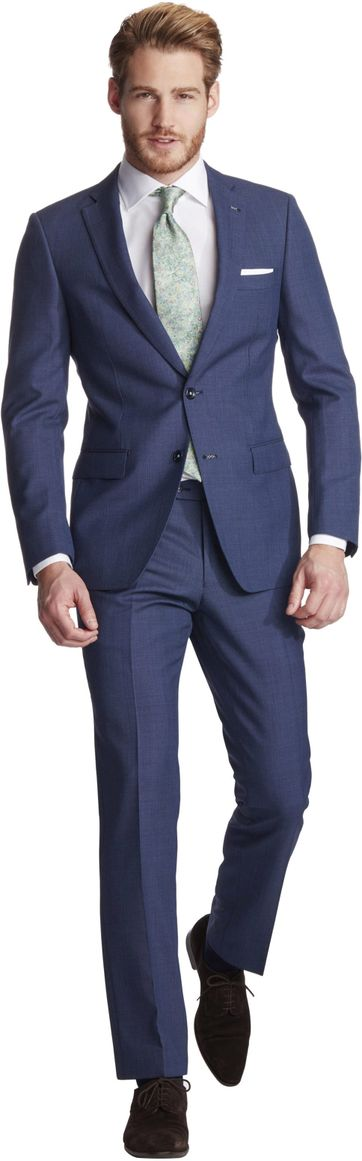 Van Gils Ellison Suit Navy