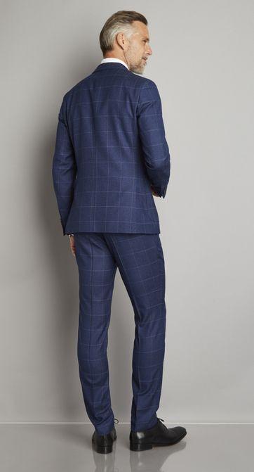 Van Gils Elwyn Suit Royal Checks