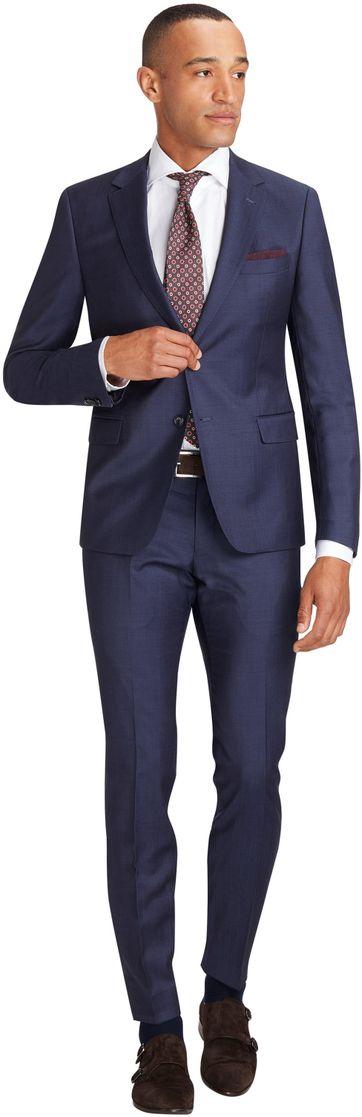 Van Gils Navy Zenar Suit