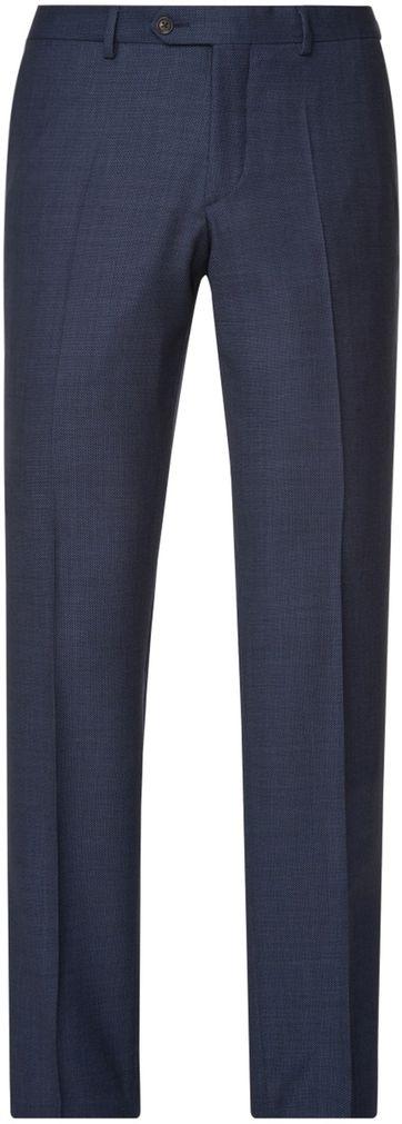 Van Gils Pantalon Buck Noos Birdseye Navy