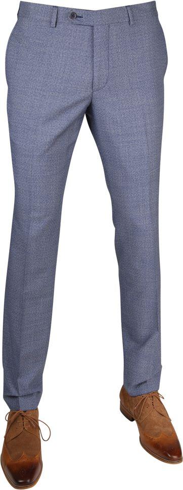 Van Gils Pantalon Buck Noos Blauw