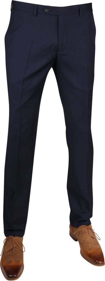 Van Gils Pantalon Buck Noos Navy