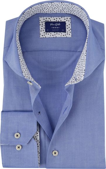 Van Gils Shirt Extreme Blue