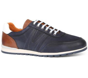 Van Lier Anzano Sneaker Blau