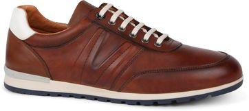 Van Lier Anzano Sneaker Nubuck Cognac