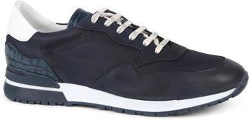 Van Lier Chavar Sneaker Dark Blue