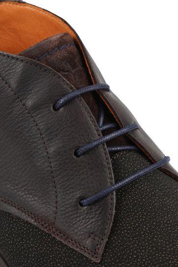 Van Lier Dress Shoes Berlin Dark Brown
