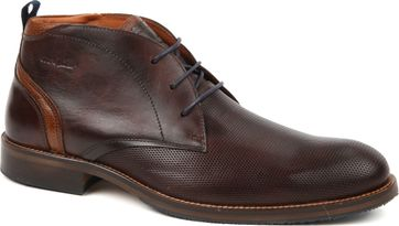 Van Lier Dress Shoes Sebastiao Brown