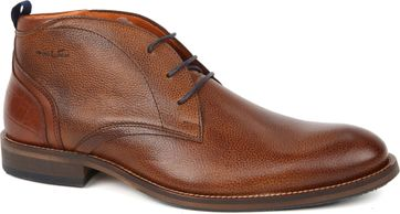 Van Lier Dress Shoes Sebastiao Cognac