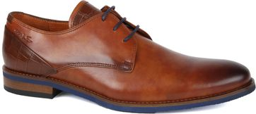 Van Lier Schuhe Sabinus Cognac