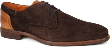 Van Lier Shoes Berlin Suede Brown