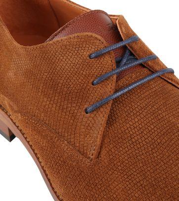 Van Lier Shoes Leather Cognac