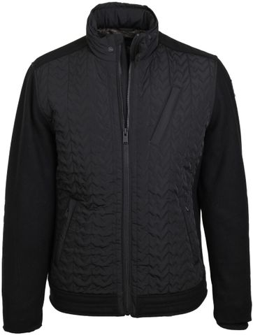 Vanguard Bicker Jacket Black