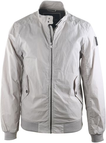 Vanguard Biker Jacket Off White