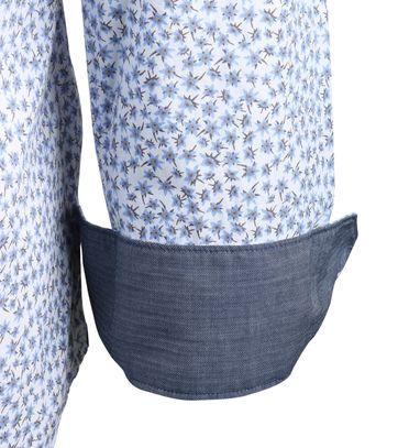 Detail Vanguard Bloemetjes Overhemd
