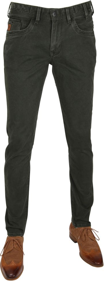 Vanguard Broek V8 Racer Green