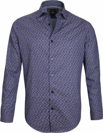 Vanguard Casual Shirt Check Leeds