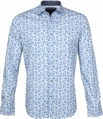 Vanguard Casual Shirt Garage Flower