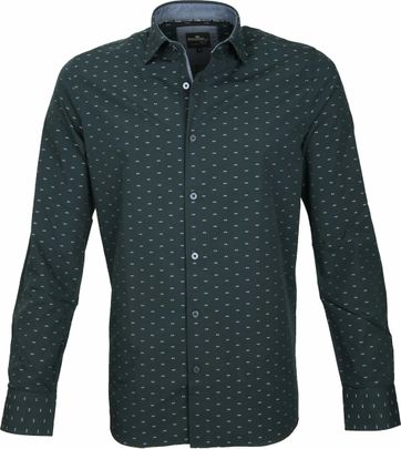 Vanguard Casual Shirt Green