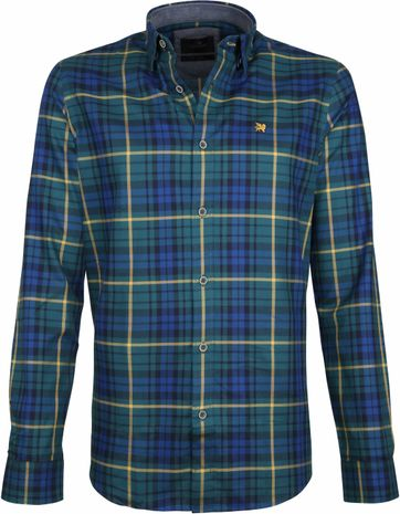 Vanguard Check Shirt Multicolour