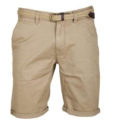Vanguard Chino Shorts Twill Khaki