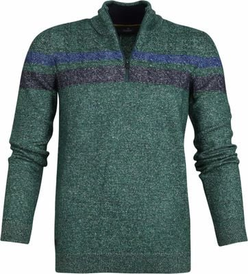 Vanguard Half Zip Pullover Green