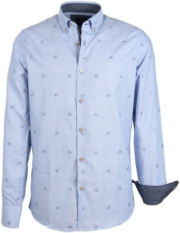 Vanguard Hemd Blau Löwe