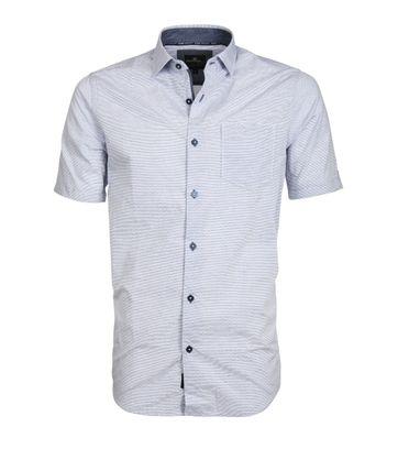 Vanguard Hemd Colorad Stripe Blau