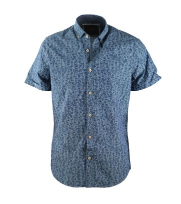 Vanguard Hemd Salt Lake Regular-Fit Blau