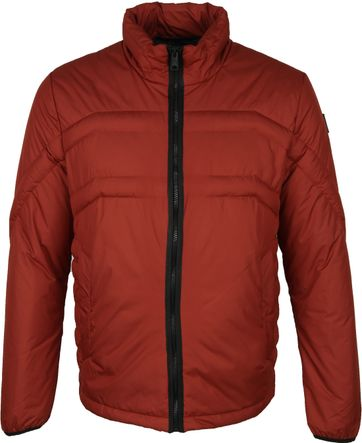 Vanguard Jacke Kickstander Recycle Bordeaux