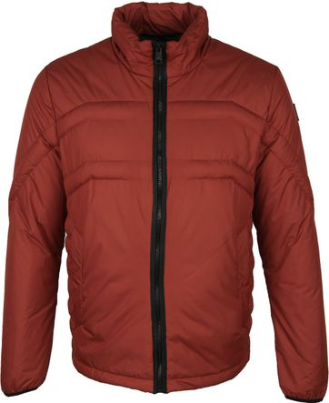 Vanguard Jacket Kickstander Recycle Bordeaux